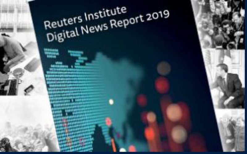 Reuters Institute Digital News Report 2019